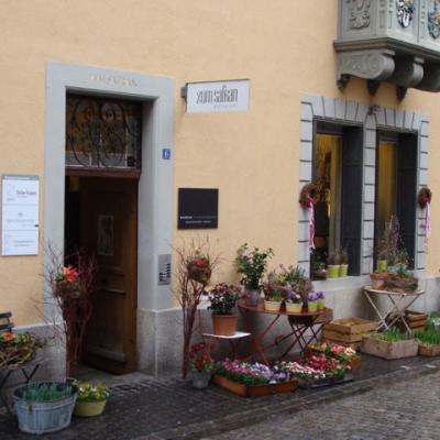 Blüten:Café zum Safran