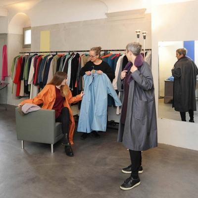Kleidermacherei